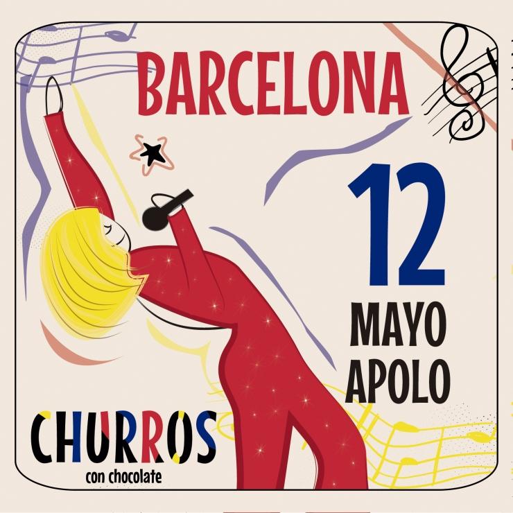 Churros con Chocolate – BCN